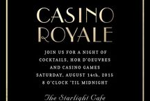 Event/holiday - Casino speakeasy party