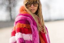 Colourful Faux Fur / I love a colourful faux fur! here are my faves!
