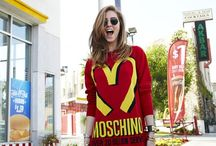 Moschino: Old and New / moschino is one of my favourite brands, here are some amazing pieces from throughout the ages!