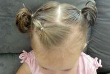 Peinados infantiles / Pinados infantiles