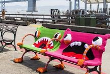 Beautiful benches / Beautiful benches