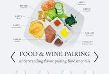 Pairing Ideas / Pairing guides and infographics to share.