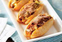 hotdogs / oh yeh! Gimme a hotdog!