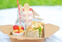Pretty Picnics / There's nothing quite a summer picnic!