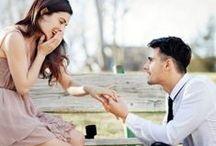 Propuestas de Matrimonio | Marriage proposals / Pedidas de mano, propuestas de matrimonio | Wedding proposals, how he asked.