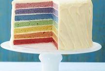 Treats: Rainbow Food / Eat that sweet rainbow!