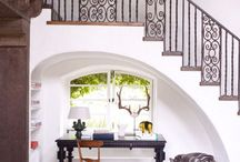 Under the stairs / What do you do with that tiny space under the stairs!