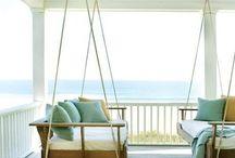 Home: Life's a Beach / Beach inspo for the home
