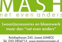 MASH Groningen Reitdiephaven 245 / impressie winkel en collectie