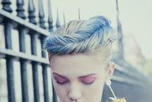 Hair: plaits