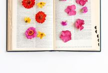 Craft: Modern Pressed Flowers / by Fashion For Lunch