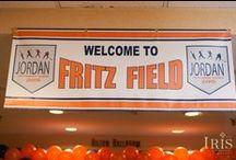 Sports Theme Bar Mitzvah