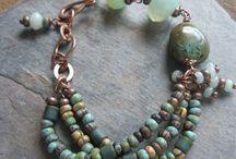 Perles / Perles, tissage, bracelet wrap, etc