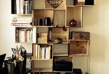 Idees récup meubles
