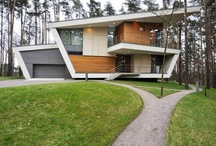 Homes Exterior / by Jeremy Blackmon