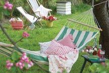 Trädgård / Gardering