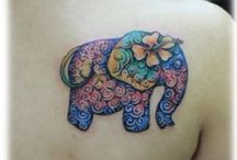Tattoo Love / by Lizette Elephant