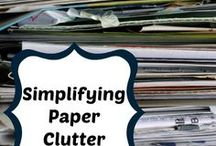 Paper Organizing / organized files, documents, filing cabinets, folders, important papers