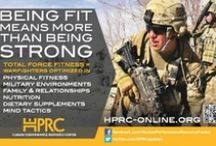 HPRC & Partners / Visit HPRC today for information total fitness & human performance optimization