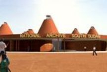 Africa & Architecture / Projects & other interest in Africa