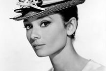 Audrey Hepburn / Just one beautiful lady. / by Debbie Hampson