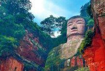 Buddha Statues / by Debbie Hampson