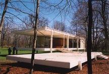 Art + Architecture / Modern architecture. Minimalist philosophy.