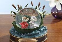 Snowglobes / by Debbie Hampson