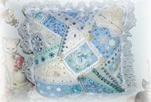 Quilting/Patchwork - Crazy Quilts / by Deborah Drew
