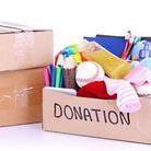 Donation Sites / organized donations, donate, goodwill, cast-offs, purging, get rid of clutter, salvation army, charities