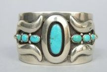 Fabulous Turquoise and other Gemstones/Linda Olsen / by linda olsen
