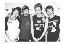 5SOS. ♡ / Are we punk rock yet!? / by t i l l y. ♡
