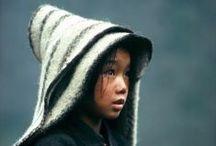 ONE FAMILY: Children Around the World / Children from all over the world. Children make the world go around...