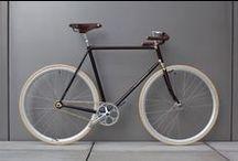 Bikes / inspiratie fixed gear
