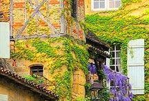 Krásna dovolenka v Dordogne / Miesta ktoré som navštívila alebo chcem vidieť