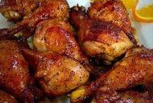 Hydina -kurča, kačka , hus, morka / Recepty , ktorým neodolám