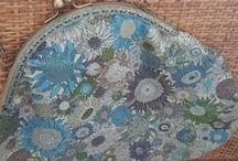 L'Armoire bleue du grenier de Béa / couture, broderie, mes petites créations