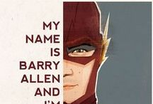 My name is Barry Allen