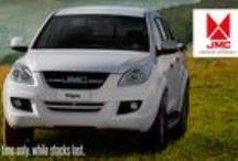 JMC Light Commercial  Vehicles / Integra Group is a certified JMC dealer where u can buy and sell JMC vehicles.