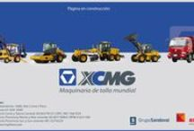 XCMG / As part of Integra Group we sell XCMG construction products
