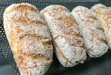 Brot und Brötchen backen