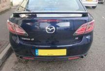 Mazda 6 LPG Conversion / Mazda 6 LPG Conversion