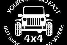 4x4 Integra / We are situated one of the most beautiful countries in the world so why not have a board dedicated to everything 4x4.