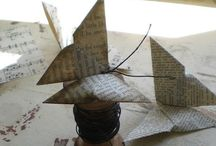 Origami Art / Origami art projects