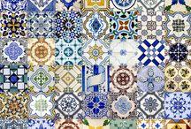Cement tiles *