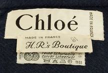 Labels, Ryerson Fashion Research Collection