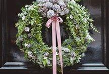 FLO. - Christmas wreaths. / De gezelligste dagen van het jaar.
