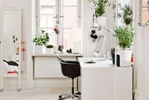 Inspirational Workspace / Design ideas for my workspace