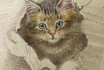 Cats : Vintage.