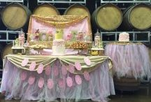 Baby Shower & 1st Birthday Themes / Let's face it, a kids party at this age is really a party for the adults, right? Why not pick an awesome venue so the adults have fun too? Domenico Winery is a great venue to host a small baby shower or 1st birthday party.